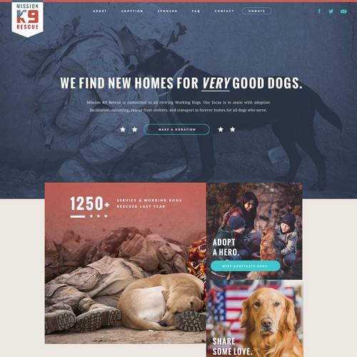 K9 Dog Rescue