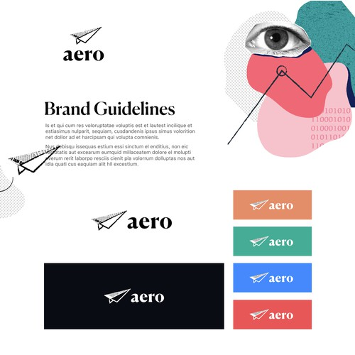 Brand Guidelines for aero