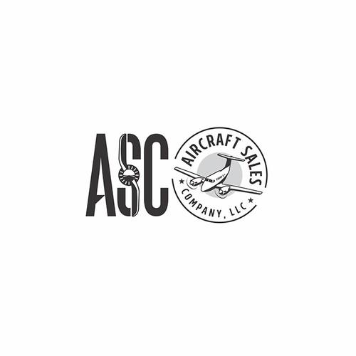 Aircraft Sales Company Logo