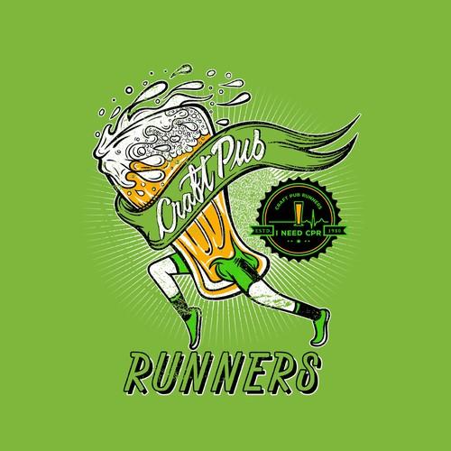 Craft Pub Runners