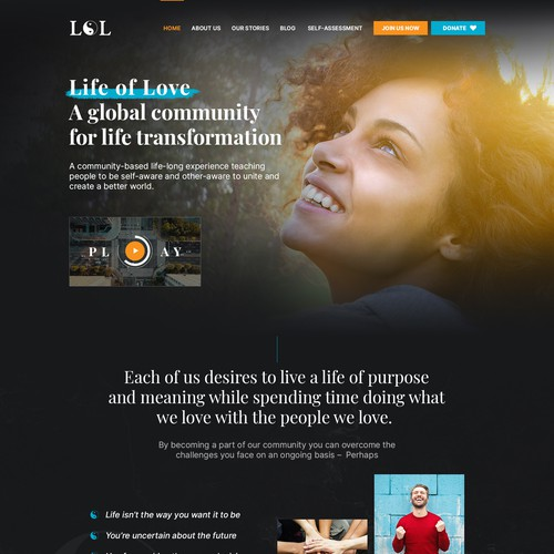 Global Community for Self-Actualization
