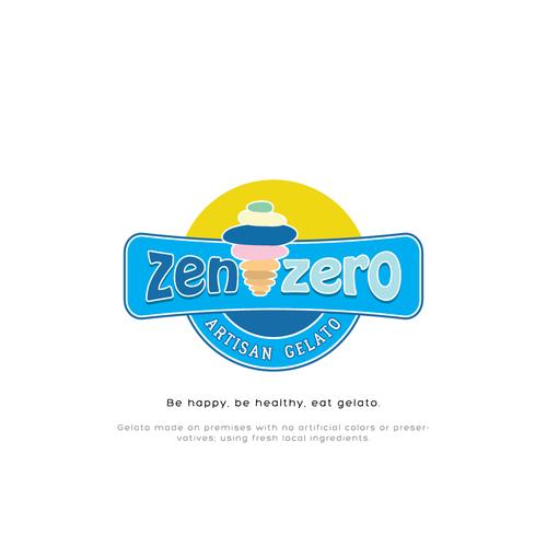 Fresh clean wanted for Zen Zero Artisan Gelato