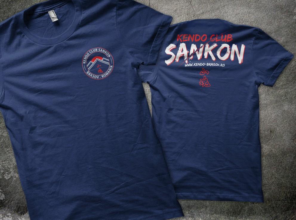 A Samurai's T-Shirt