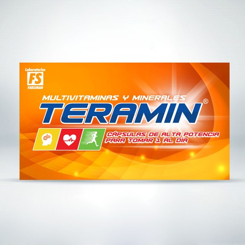 Multivitaminas Teramin