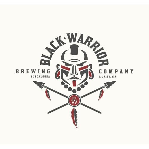 Black Warrior Brewing Company needs a new logo