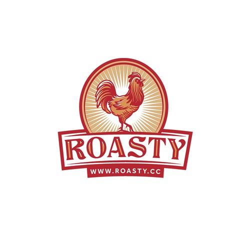 Logo for Roasty