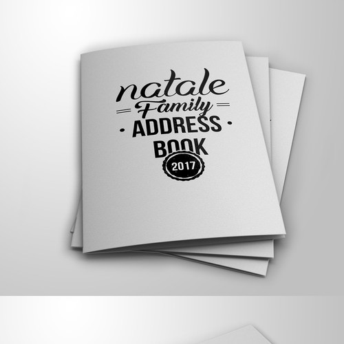 Family Address Book Design