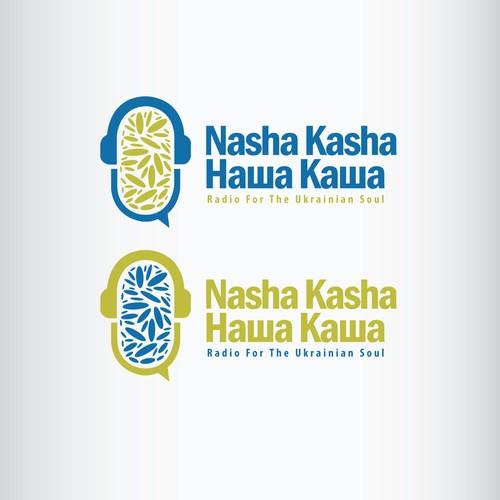 Ukrainian podcast logo winner