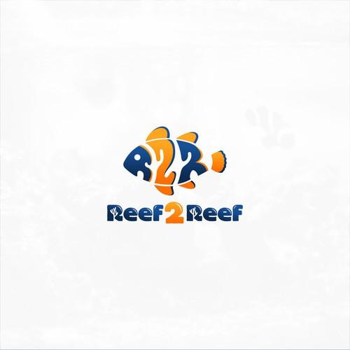 REEF2REEF Logo