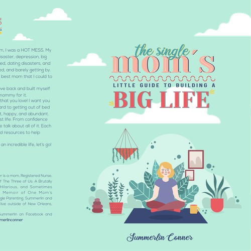 Book - The Single Mom´s Little guide to building a Big Life
