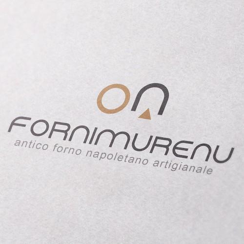 Un concetto di logo audace per una pizzeria