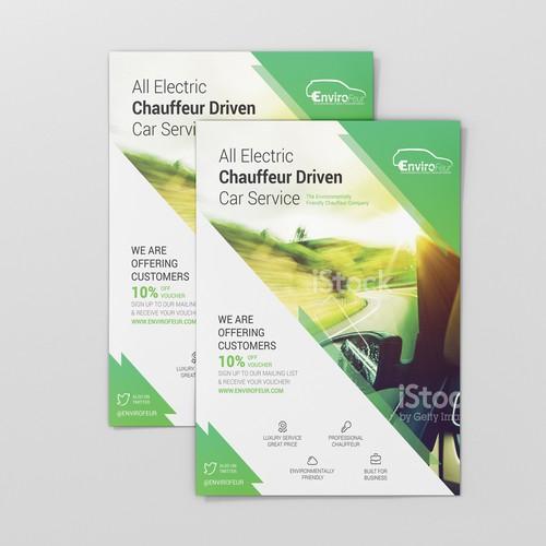 Flyer Design for Envirofeur