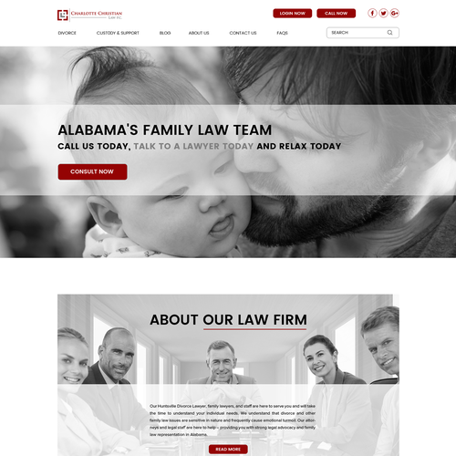 Law firm project