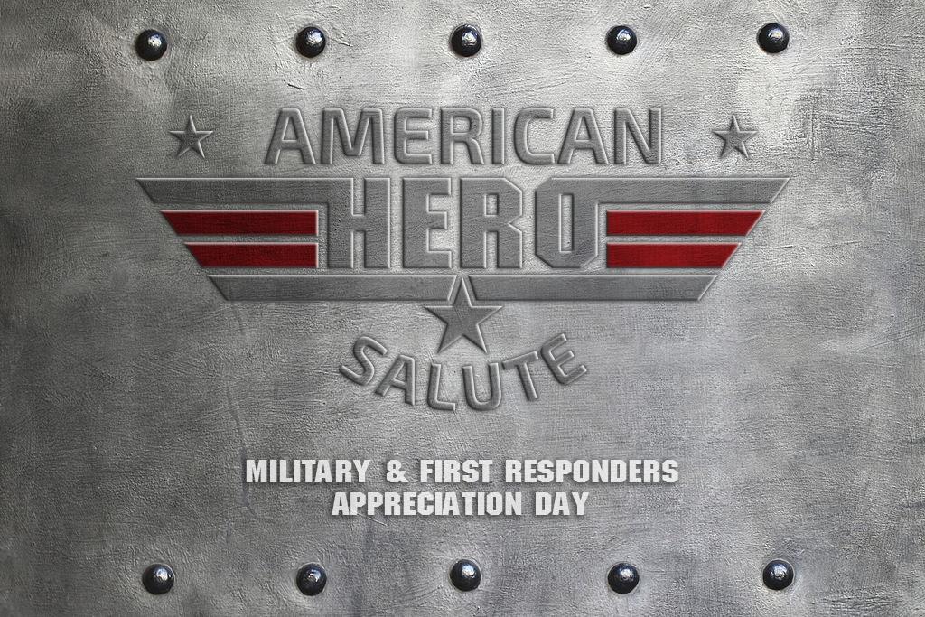 American Hero Salute