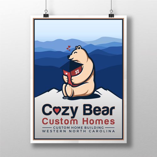 Poster for Cozy Bear Custom Homes