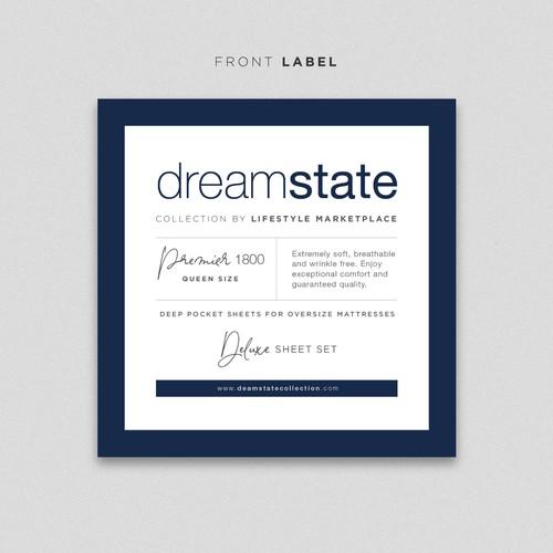 Moden Minimalist Label Design