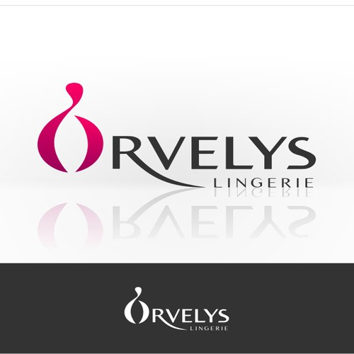 Create the next logo for Orvelys lingerie