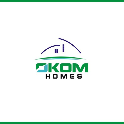 Create a unique logo for a modern home developer in Seattle, WA.