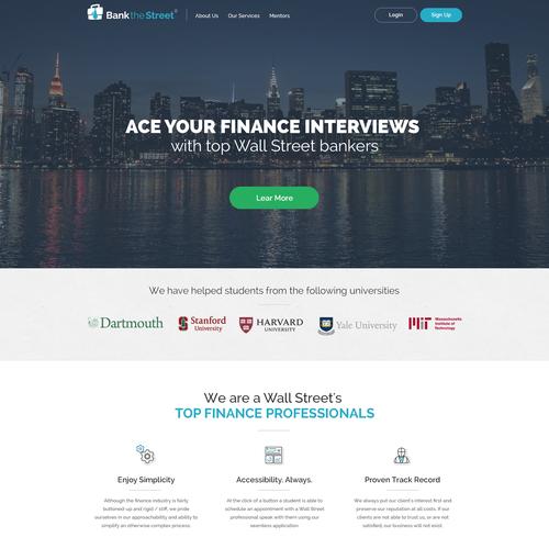 Design for interview preparation service