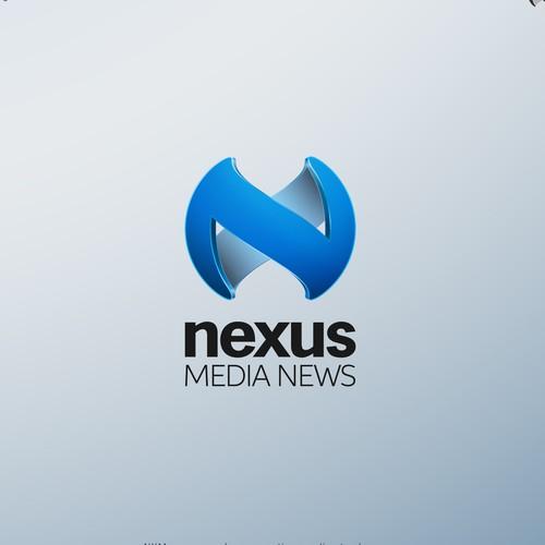 logo design for a news media