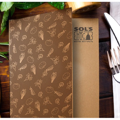 Menu for Sol's NYC Delicatessen