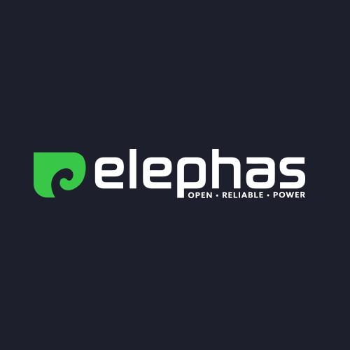 Logo for a software company