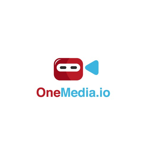 Logo for video production  company