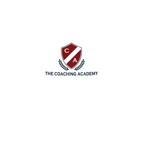 concept logo for coaching academy