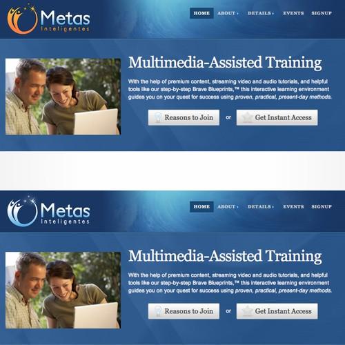 Metas Inteligentes needs a new logo