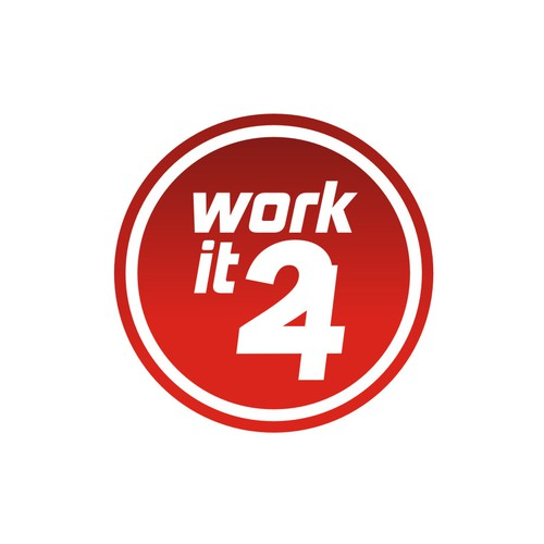 Help Work it 24 with a new logo