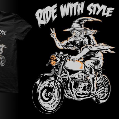 +++Humor Funny Shirt Design for Motorcycle Biker+++Winner guaranteed+++