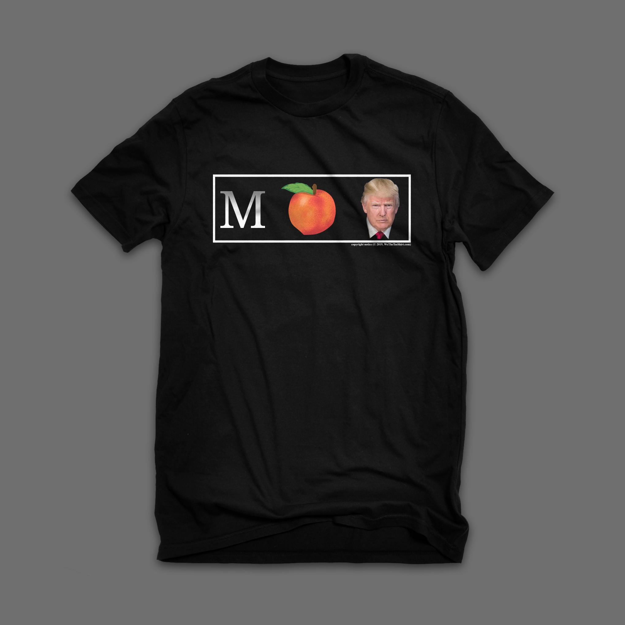Anti-Trump T-shirt design