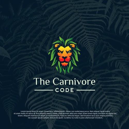 logo concept for carnivore code