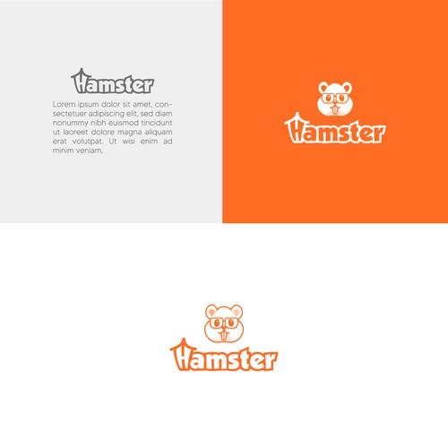 HAMSTER MASCOT DESIGN