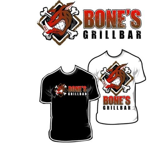 bones grillebar