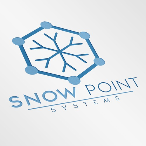 Winning design for a new Ski Industry Software brand