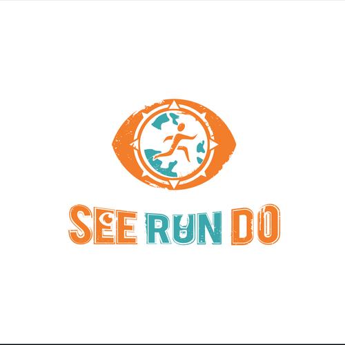 Runner Up logo for travel blog