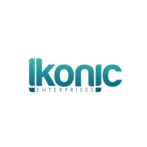 Ikonic Logo Design