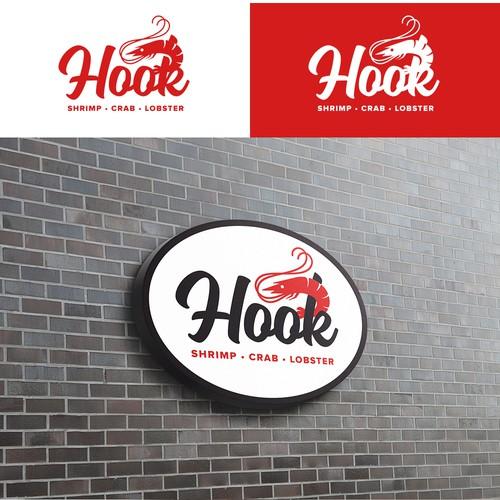 Hook Logo Concept