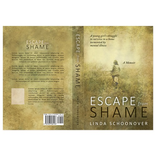 """Book cover for """"Escape from Shame"""""""