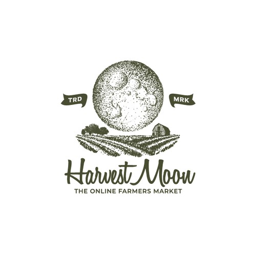 Logo for Harvest Moon