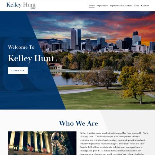 Kelley Hunt PLLC Legal Design