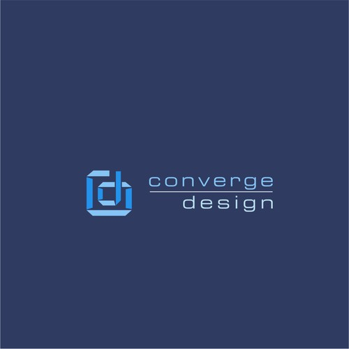 Logo concept for Converge design