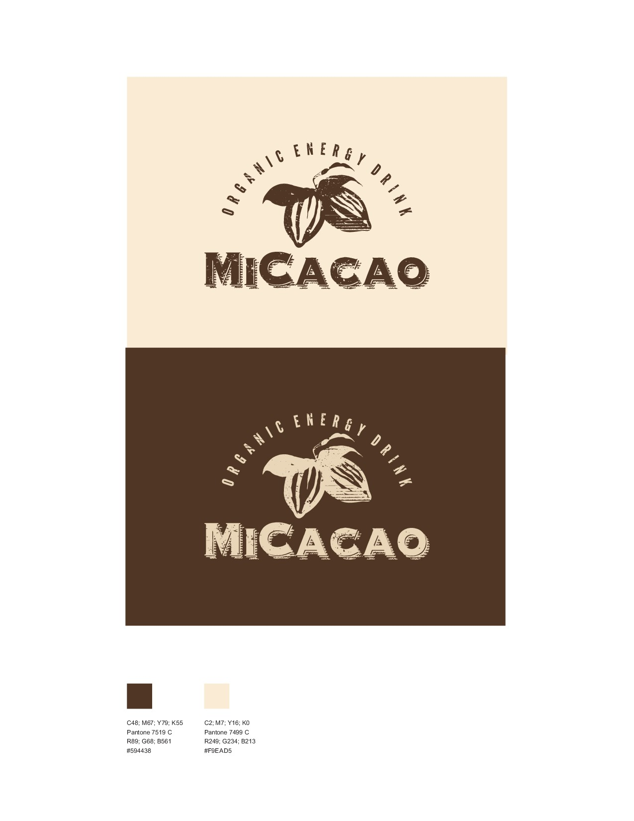 Create the Logo for a brand that will soon be known worldwide! Cocao Tea