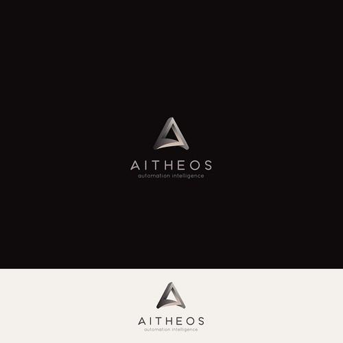 Logo for a software robotics company