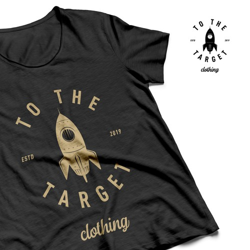 TO THE TARGET Clothing