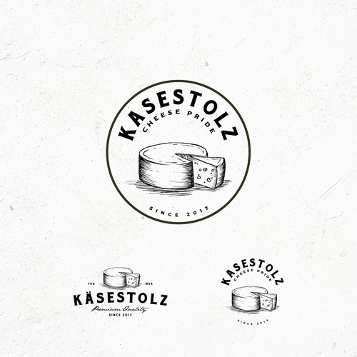 Logo entry for a cheese company