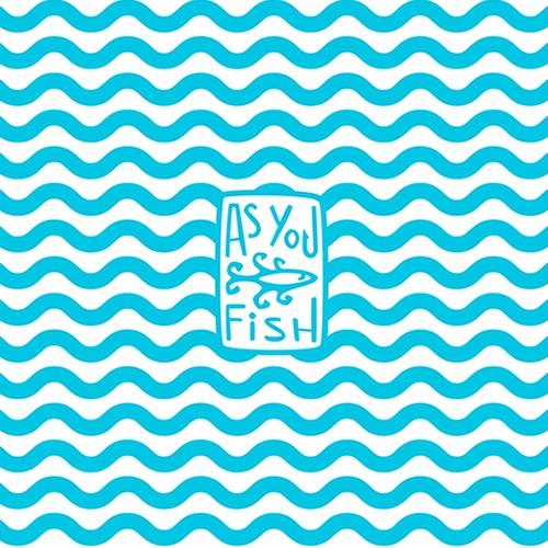 As You Fish logo