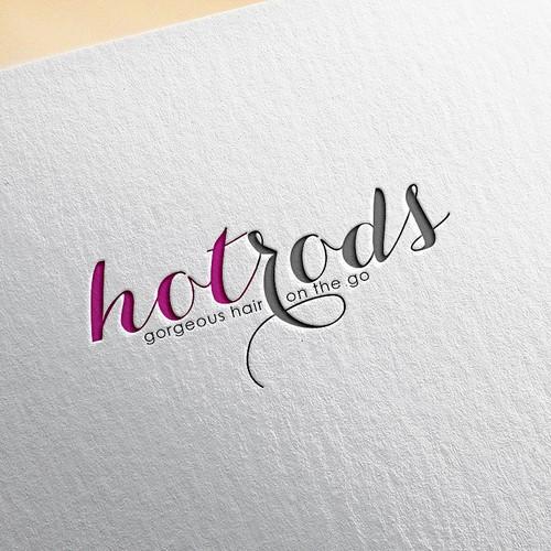 hotrods logo design