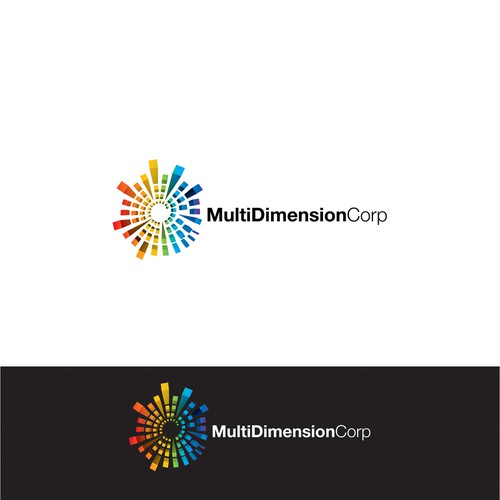 MultiDimensionCorp needs a new logo